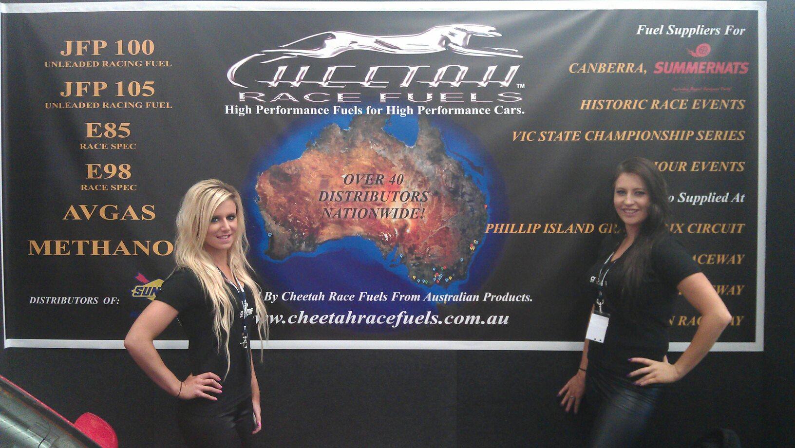 Cheetah Race Fuels